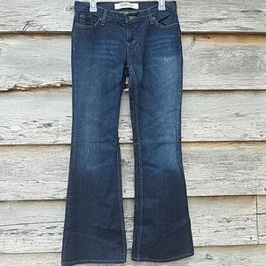 Mossimo Denim Low Rise Flare NWOT Sz 9